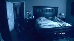 Activité paranormal (2007) : Le premier film de la franchise est le meilleur et de loin! À écouter seul très tard le soir. N'hésitez pas à vous immerger dans l'atmosphère troublante de ce petit bijou original… qui n'a pas dû coûter très cher.