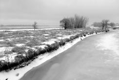 Rivière de glace