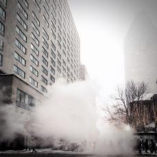 Fumée urbaine