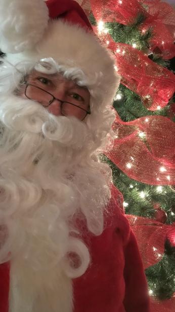 Portrait - Père Noël